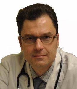 Andre V. Strizhak, Neurologist